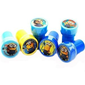 Minions Character Authentic Licensed Stampers